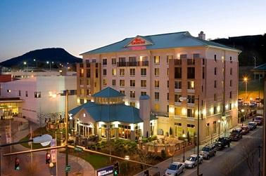 Hilton Garden Inn- Downtown Chattanooga
