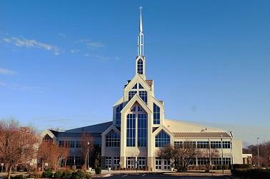 North Cleveland Church of God- Cleveland, TN