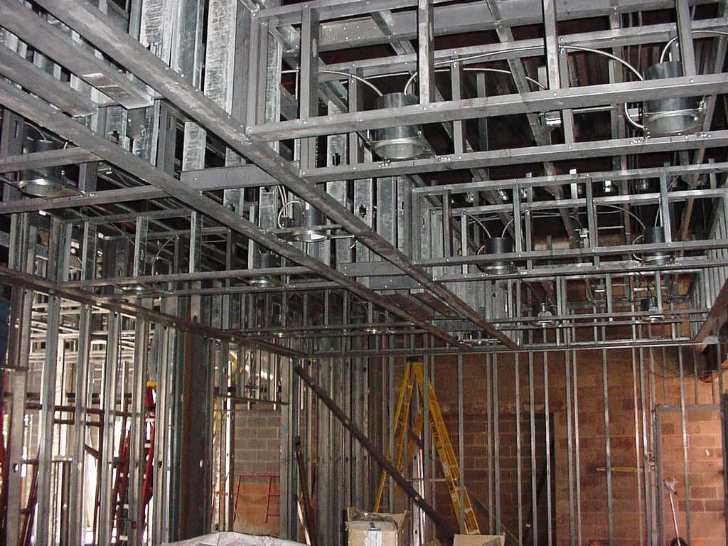 Metal Framing Bock Construction Inc